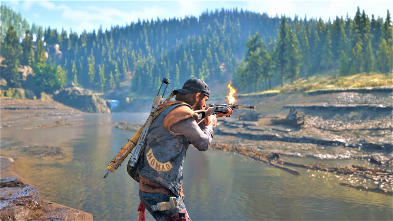 Days Gone - Clearing Ambush Camps & Horde | Stealth & Combat PC Gameplay