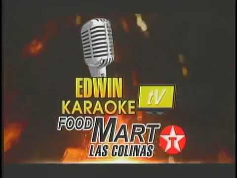 mi presentación en Edwin Karaoke