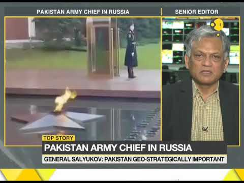 Pak army chief meets top Russian commander
