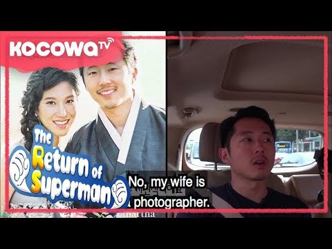 [The Return of Superman] Ep 196_ The Story of Steven Yeun's Family