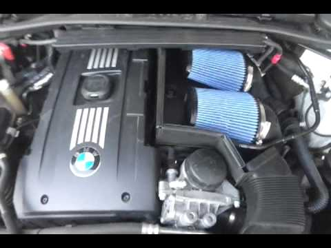 How To Install Afe Cold Air Intake 08 09 Bmw 335i Youtube