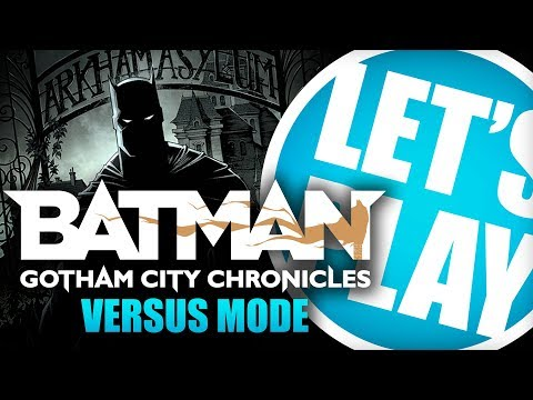 Let's Play: Batman Gotham City Chronicles - Versus Mode