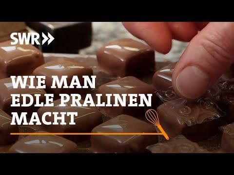 Handwerkskunst! Wie man edle Pralinen macht | SWR Fernsehen