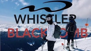 Whislter - Blackcomb Skiing, Canada