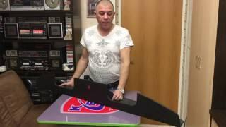 видео Обустройство салона Уаз Хантер, установка автомагнитол, вещевых ящиков