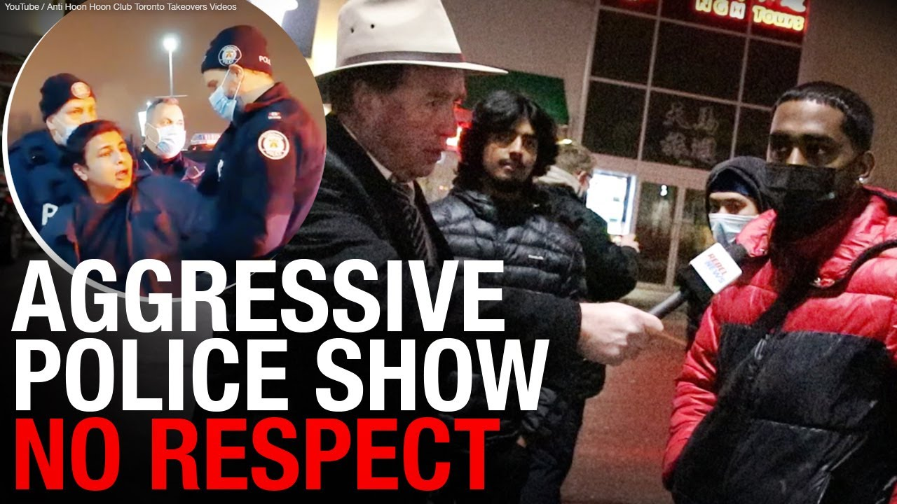 Police COVID enforcement at Toronto car meet takes tragic turn