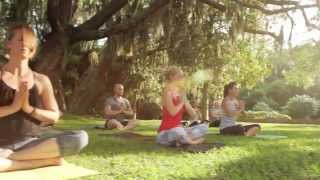 Musgrove Plantation Yoga Retreat: Just Breathe
