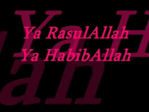 Ya RasulAllah Ya HabibAllah(dengan lirik)-Siti Nurhaliza
