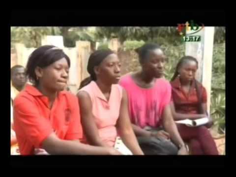 RTB/Conférence de presse de l'association nationale des étudiants Burkinabè ANEB
