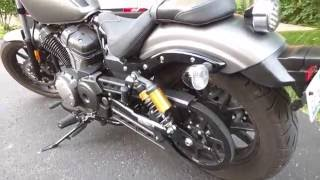 Yamaha Star Bolt R Spec Full Owner Review and Start Up