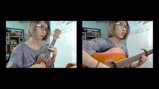 Yêu em từ cái nhìn đầu tiên ( guitar - ukulele )