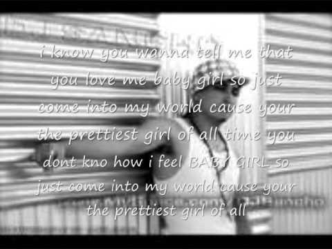 Baby Girl Lyrics~ *** - YouTube