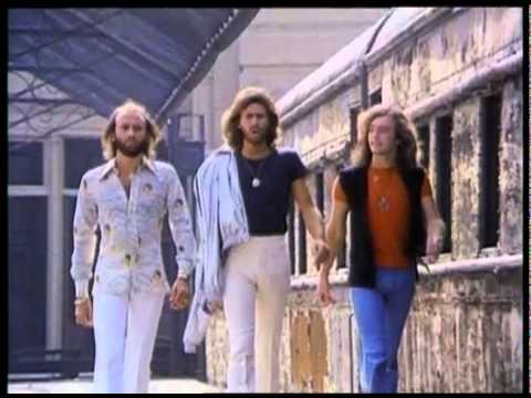 Bee Gees  Stayin A HQ 3rd Version Extended Music  2011