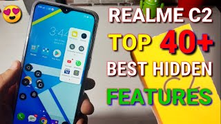 Realme C2 tips & tricks | Top best 40+ hidden features for Realme C2 | Camera features | Hindi
