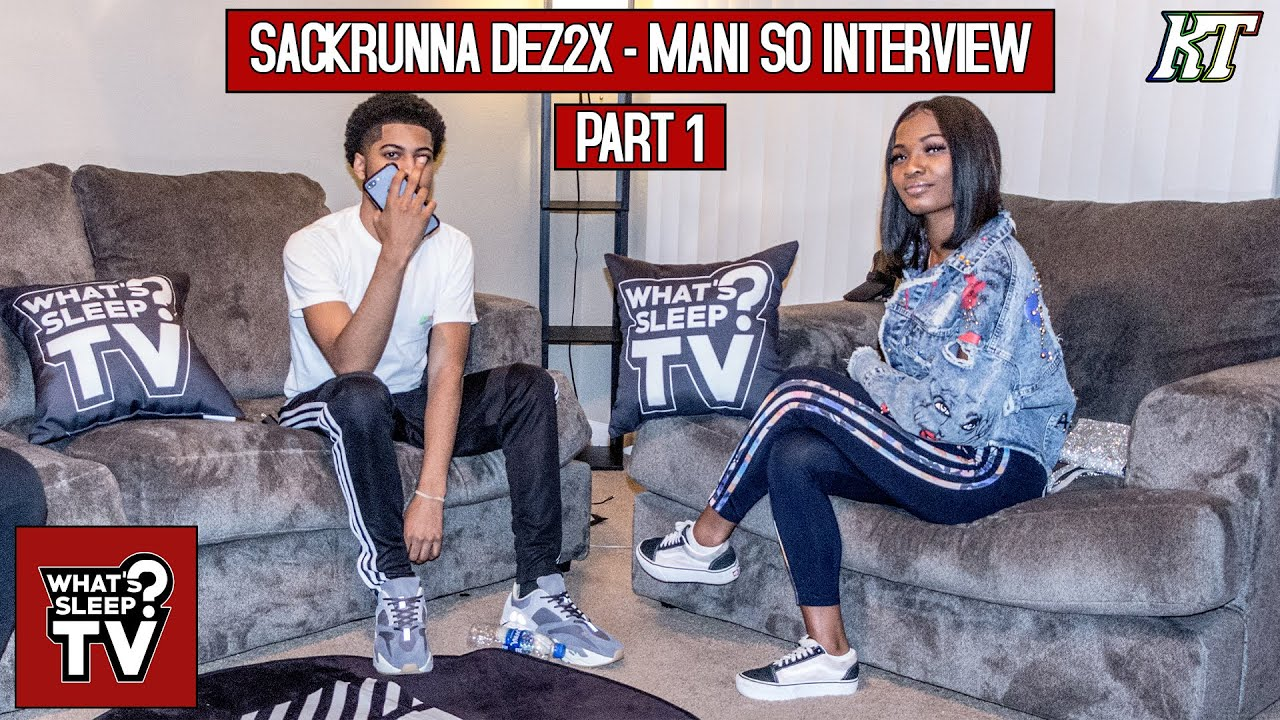 "Sackrunna Dez2x Talks New Album ""Evil Lifestyle"" & Differences In Detroit & Nashville Culture"