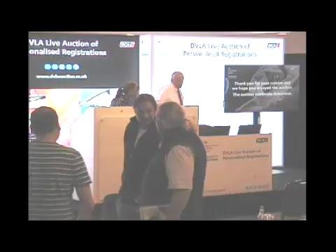 DVLAAuction Live Stream