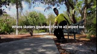 Where Skaters Go When They're All Wiped Out thumbnail