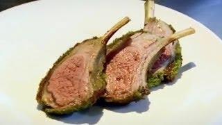 〈拉姆齊上菜〉香草酥羊排 Herb Crusted Rack of Lamb Gordon Ramsay
