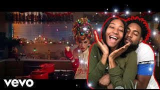 Katy Perry - Cozy Little Christmas REACTION