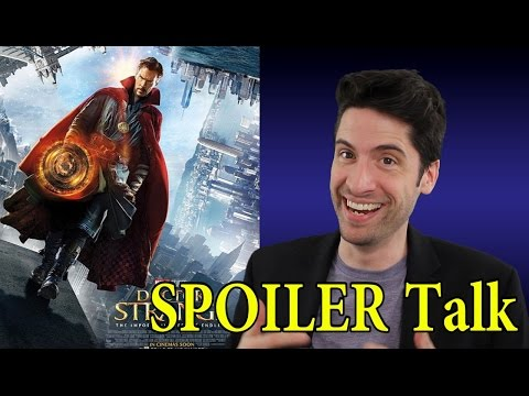 Doctor Strange  SPOILER Talk!