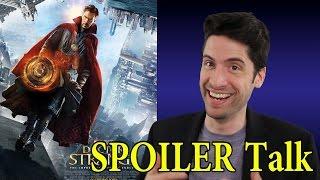 Doctor Strange - SPOILER Talk!