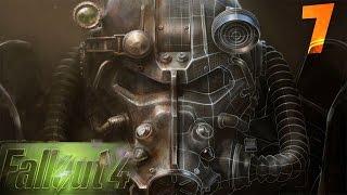 Fallout 4 Прохождение - Часть 7 Оборона Сэнкчуари и Кладбище Старых Роботов