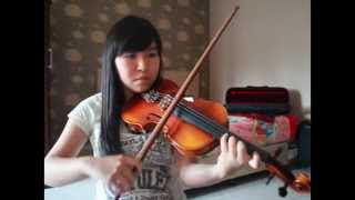 Jay Chou 周杰伦 - Tornado 龙卷风 (Violin Cover)