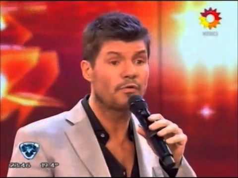 Aníbal Pachano descargó su angustia en ShowMatch