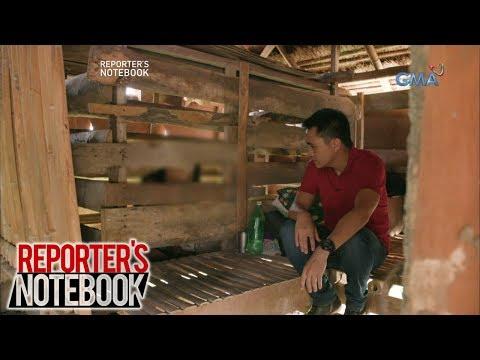 Reporter's Notebook: Babaeng ikinulong dahil sa problema sa pag-iisip, binisita