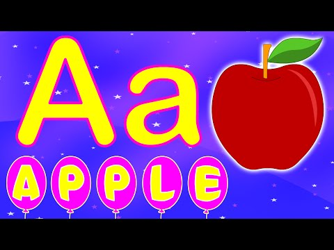 Phonics Song | ABC Alphabet Song With Sounds For Children