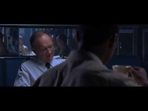 ethics in crimson tide movie