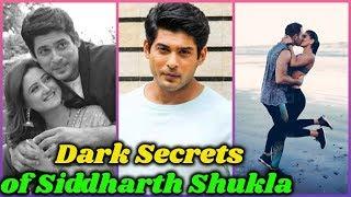 10 Dark Secrets of Siddharth Shukla  | Bigg Boss 13, Rashami Desai