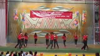 K-BOOM Clubul Copiilor Sighisoara - Cuba (Salsa & Hip-Hop)