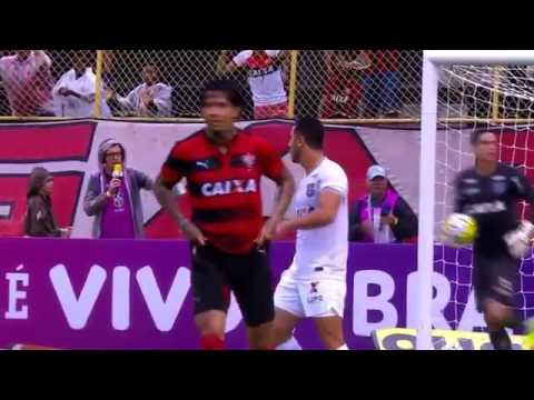 Vitoria 4 x 0 Figueirense, GOLS & Melhores Momentos, Brasileirão 2016