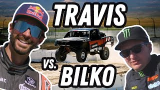 Travis or Bilko: Who's the Better Driver?