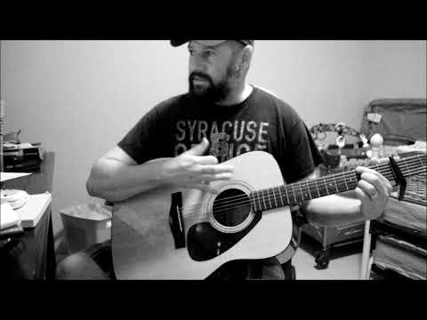 Eric Church Why Not Me Guitar Cover - Unedited - TABS and Lyrics in comments