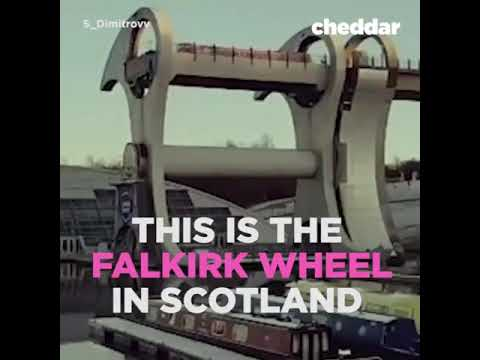 The only rotating boat lift of its kind in the world.   Civil Science