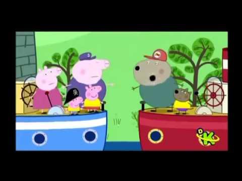 Peppa pig Seleção desenho animado