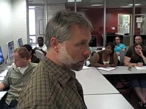 The American University Graduate Journalism Program Bootcamp