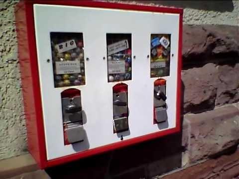 Kaugummiautomat Knacken