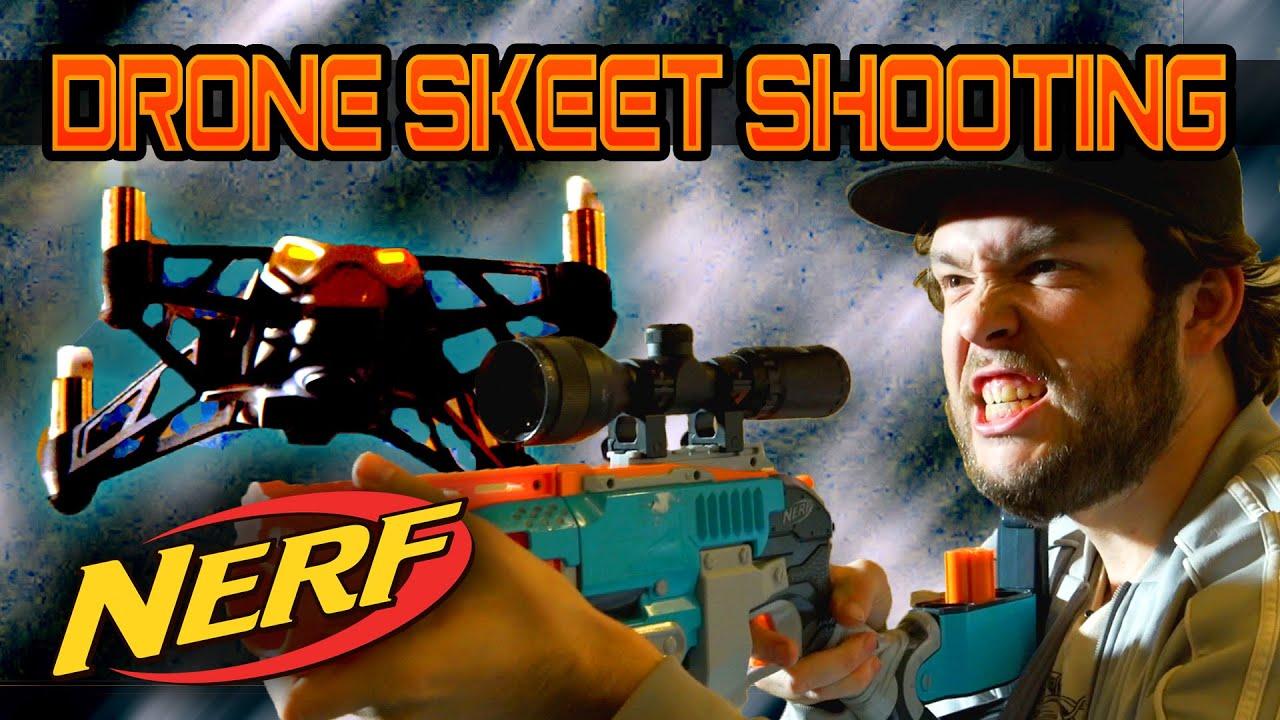 DRONE Skeet Shooting