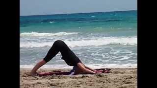Yoga Mallorca Canyamel vom 29.09.2012 - 06.10.2012