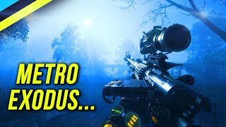 METRO EXODUS Review - Almost An FPS Masterpiece...