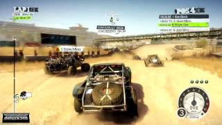 Colin McRae: Dirt 2 Gameplay (PC HD)