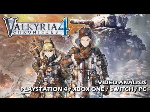 Valkyria Chronicles 4  | Análisis GameProTV