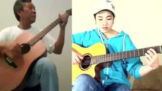 Người Già Em Bé - Song Tấu Guitar