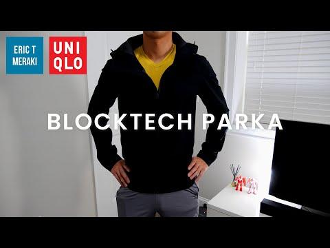 UNIQLO - BLOCKTECH PARKA REVIEW