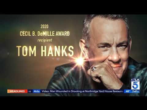 Ellen Degeneres' and Tom Hanks' Excellent Remarks at The Golden Globe Awards