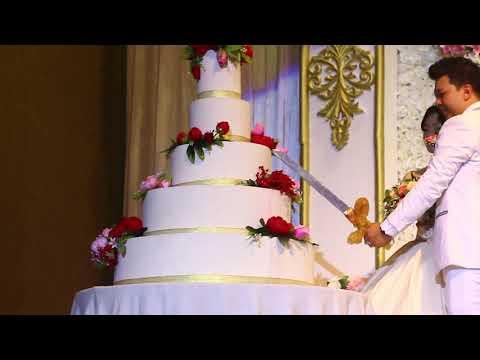 Oriental Wedding Of Hendry Suriani At Griya Benn Convention Hall Medan Youtube
