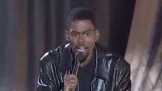 chris rock stand up comedy  - black people vs niggaz